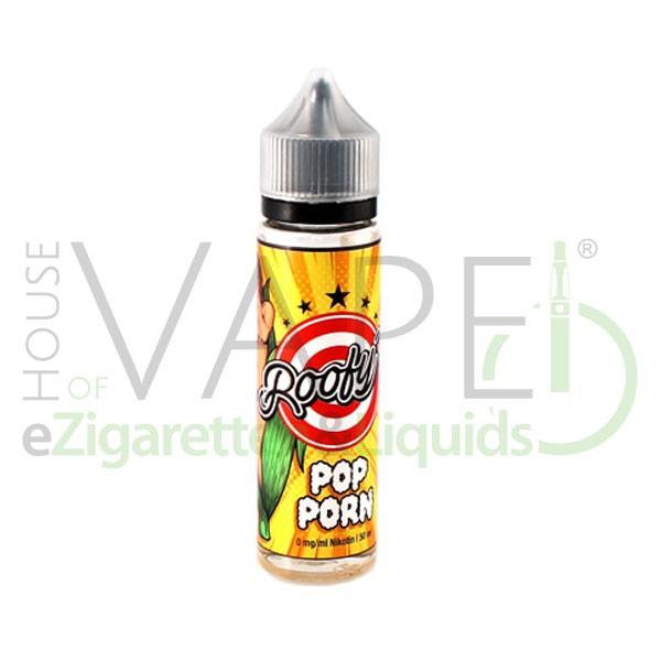 Pop Porn Liquid von Roofy's ♥ Popcorn ✔ 50ml Shake b4 Vape ✔ Schneller Versand ✔ In unseren Shops testen ✔