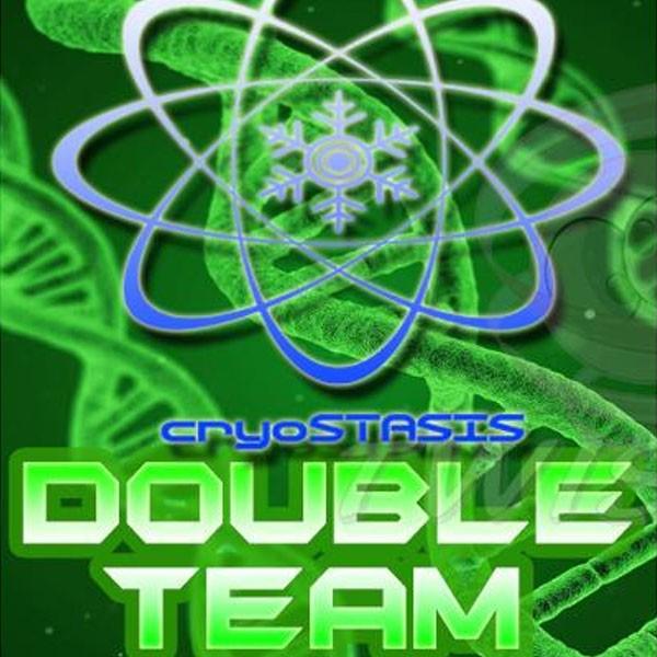 Double Team Aroma von Twisted Vaping ♥ Ananas, Apfel, Koolada ✔ 5-10% Dosierung ✔ Auch in unseren Shops ✔ Ab 50€ versandkostenfrei ✔
