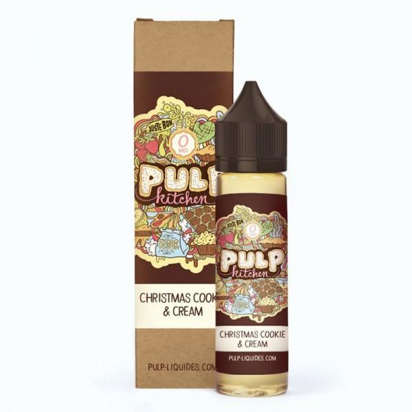 Pulp Kitchen Chistmas Cookie & Cream ♥ Weihnachtliche Kekse mit Schokolade und Vanille ✔