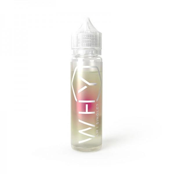 Why am I single Liquid ♥ Rhabarberkuchen mit Vanille ✔ 50ml Shortfill in 60ml-Flasche ✔ Schneller Versand ✔ In unseren Shops testen ✔