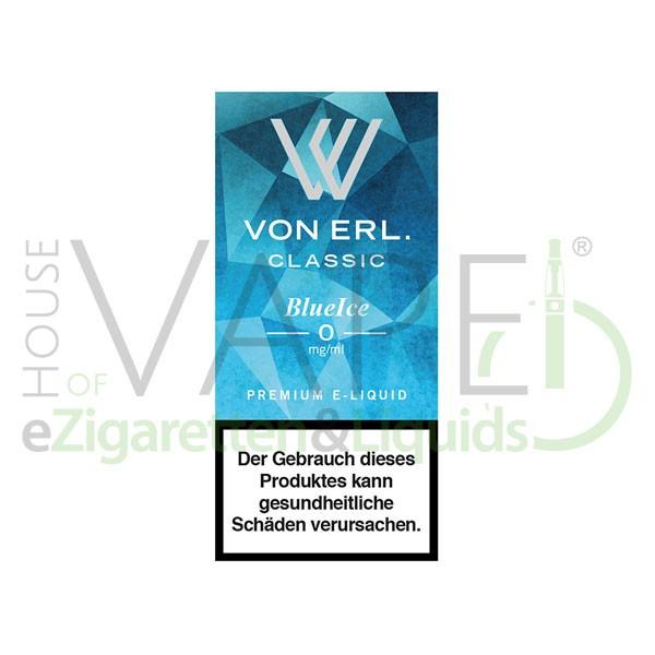 Blue Ice Liquid von Von Erl/My Blue ♥ Blaubeere, Menthol ✔ TOP Preis ✔ Schneller Versand ✔ Günstig bestellen ✔