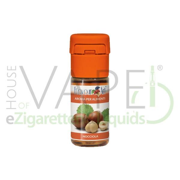 Haselnuss von FlavourArt ♥ Süß, herb, nussig ✔ Schneller Versand ✔ 2-5% Dosierung bei 2-3 Tag Reifezeit ✔ Ab 50€ Versandkostenfrei ✔