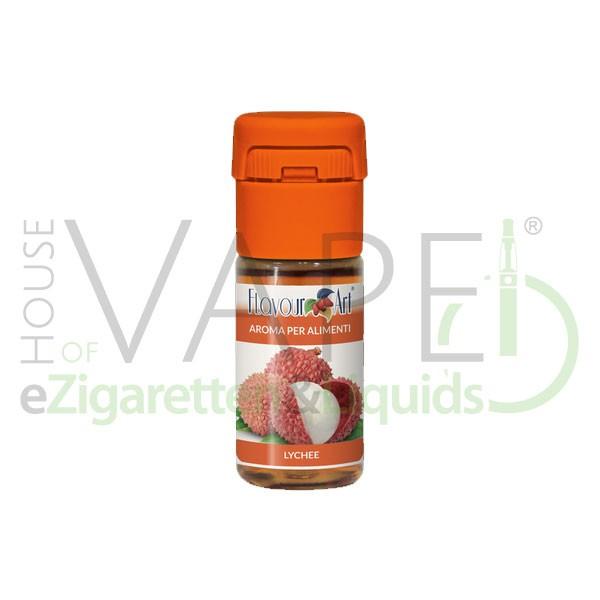 Lychee (Litschi) von FlavourArt ♥ Fruchtig-süß und reif ✔ Schneller Versand ✔ 2-5% Dosierung bei 2-5 Tag Reifezeit ✔ Ab 50€ Versandkostenfrei ✔