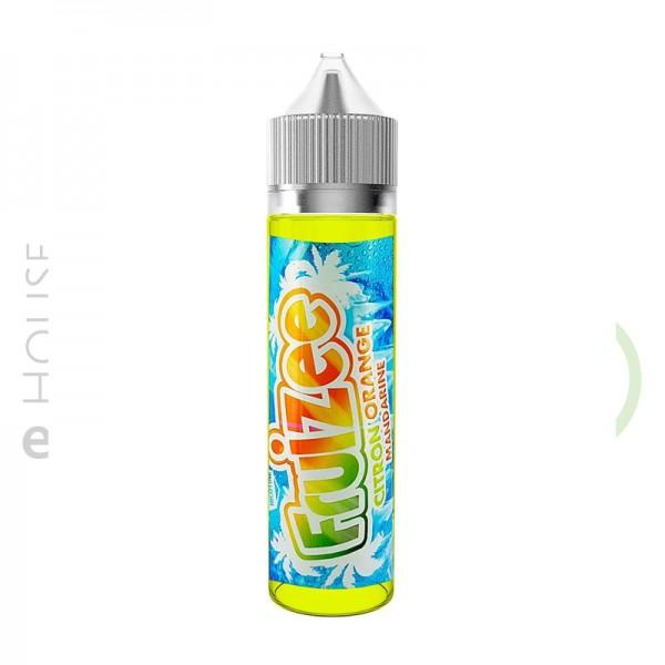 Lemon Orange Mandarin Xtra Fresh Liquid ♥ By Fruizee ✔ Süß-saurer Zitrusmix mit Kühle ✔ 50ml Shake b4 Vape ✔ Schneller Versand ✔ In unseren Shops testen ✔