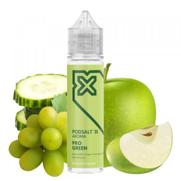 Pod Salt X Pro Green 20ml Aroma