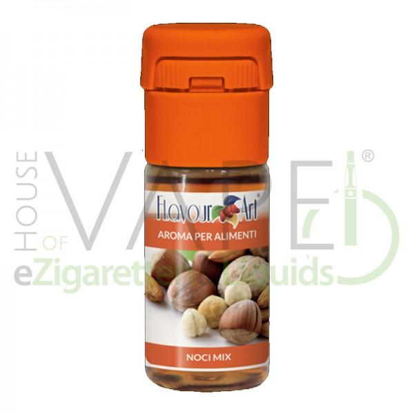 Nussmix von FlavourArt ♥ Süß-herber Nussmix ✔ Schneller Versand ✔ 2-6% Dosierung bei 2-3 Tag Reifezeit ✔