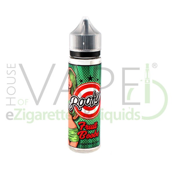 Fruit Boobs Liquid von Roofy's ♥ Fruchtige Cerealien ✔ 50ml Shake b4 Vape ✔ Schneller Versand ✔ In unseren Shops testen ✔