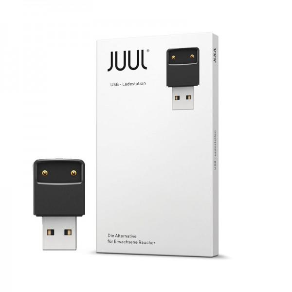 Juul USB Charger (Ladeadapter) ♥ Einfach und schnell aufladen ✔ Als Zweit- oder Ersatzladegerät ✔ Auch in unseren Geschäften ✔ Schneller Versand ✔