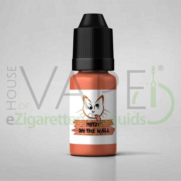 Motzy on the Wall Aroma von Copy Cat zum Selbermischen von Liquids für eZigaretten