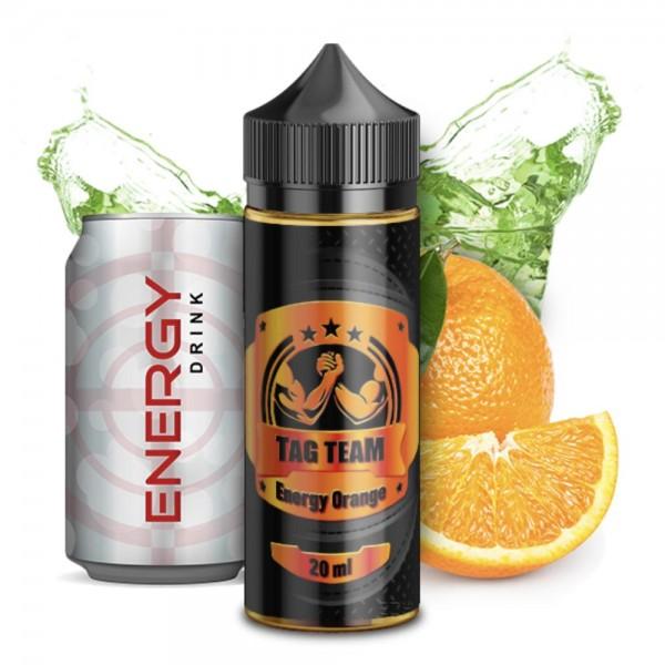Tag Team Energy Orange Longfill