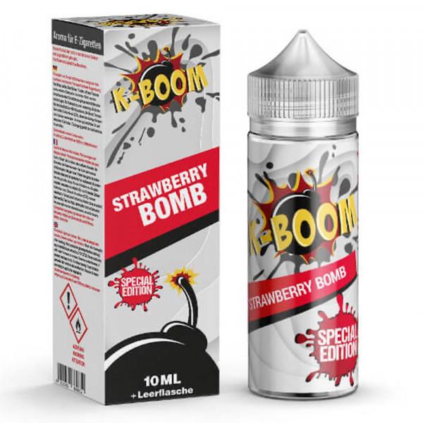 K-Boom Special Edition Strawberry Bomb