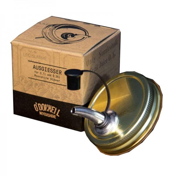 O'Donnell Mason Jar Ausgiesser (für 350ml & 700ml)
