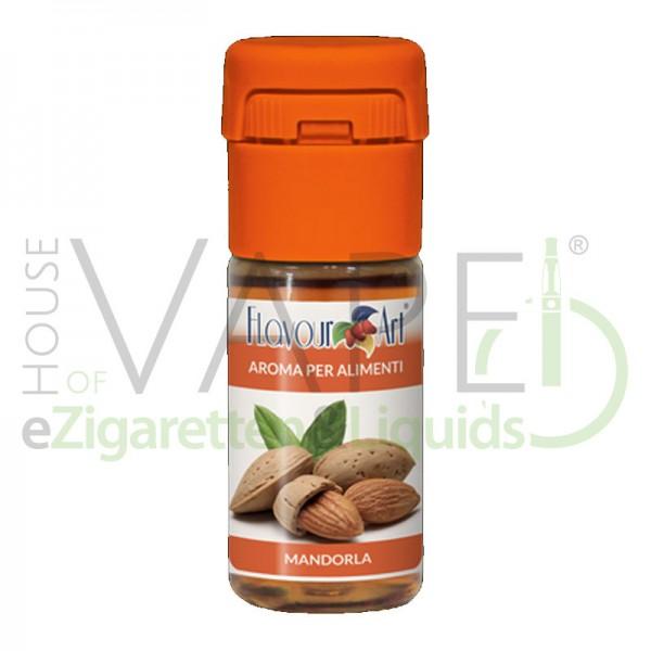 Mandel von FlavourArt ♥ Nussig ✔ Schneller Versand ✔ 2-6% Dosierung bei 2-3 Tag Reifezeit ✔