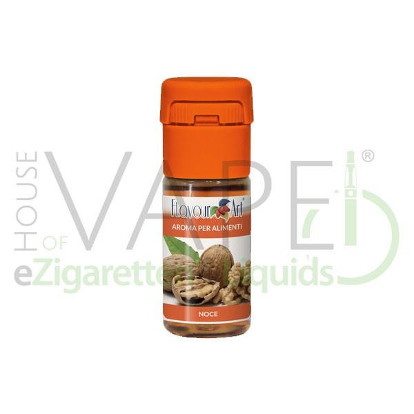 Walnuss von FlavourArt ♥ Süß, herb, nussig ✔ Schneller Versand ✔ 2-5% Dosierung bei 2-3 Tag Reifezeit ✔ Ab 50€ Versandkostenfrei ✔