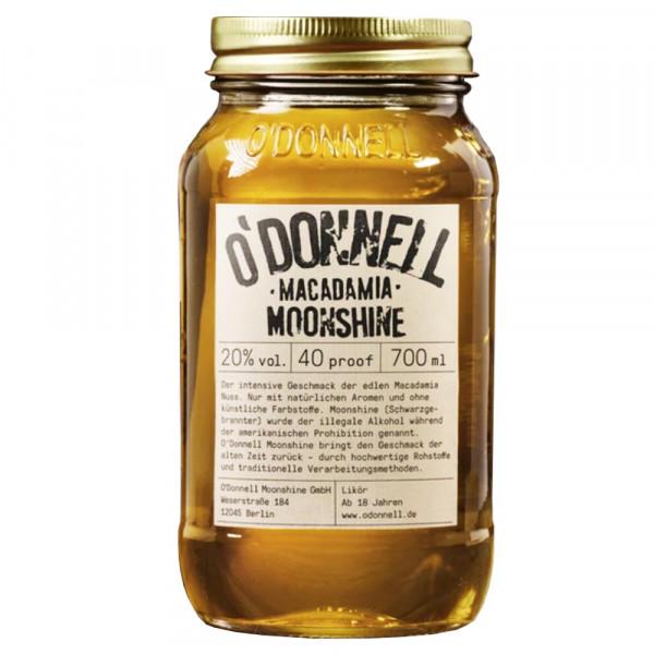 O'Donnell Moonshine Macadamia (700ml, 25%vol.)