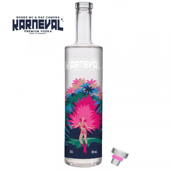 Karneval Vodka by Bonez MC & RAF Camora