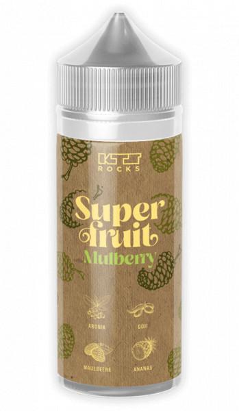 KTS Superfruit Mulberry Longfill Aroma - Aroniabeere. Maulbeere, Gojibeere, Ananas, Frische
