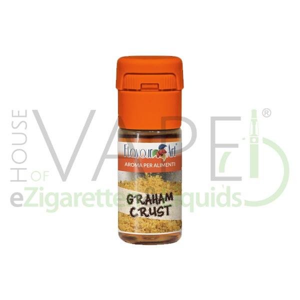 Graham Crust von FlavourArt ♥ Süßer Keksteig ✔ Schneller Versand ✔ 5% Dosierung bei 2-4 Tag Reifezeit ✔