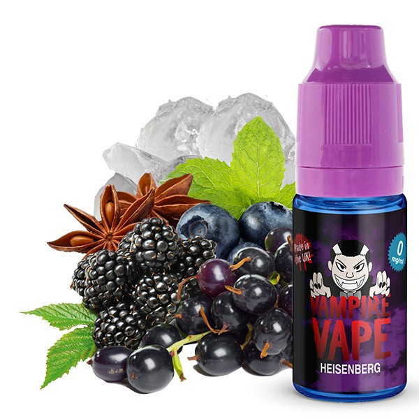 Heisenberg Liquid von Vampire Vape