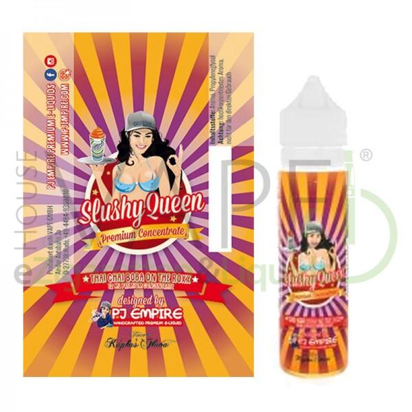 Thai Chai Boba on the Roxx von PJ Empire ♥ Orange, Mango, Thai Vanille Chai, Frische ✔ Longfill Aroma ✔ Auch in unseren Shops ✔