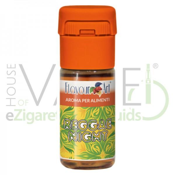 Reggae Night von FlavourArt ♥ Marihuana ✔ Schneller Versand ✔ 2-6% Dosierung bei 2-5 Tag Reifezeit ✔