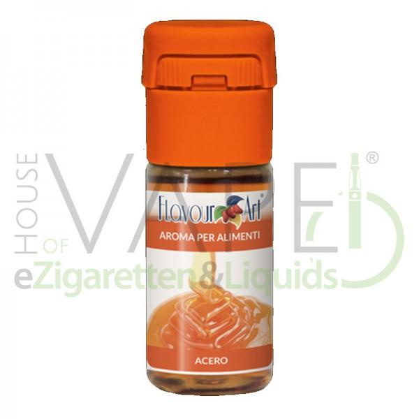 Ahornsirup Aroma von FlavourArt ♥ Süß und zuckrig ✔ Schneller Versand ✔ 3-6% Dosierung bei 5-7 Tag Reifezeit ✔