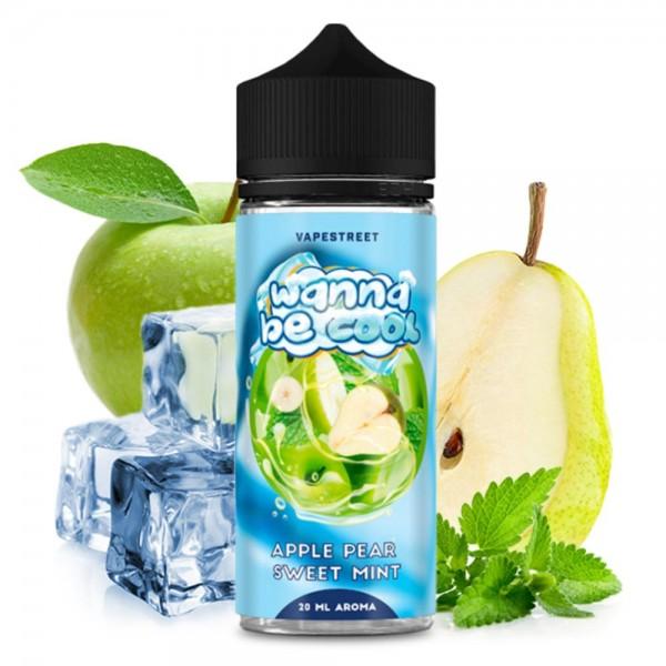 Apple Pear Sweet Mint Longfill
