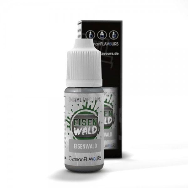 Eisenwald Liquid von GermanFlavours ♥ Für jede eZigarette benutzbar ✔ Fruchtig & Frisch ✔ In unseren Shops probieren ✔ Schneller Versand ✔