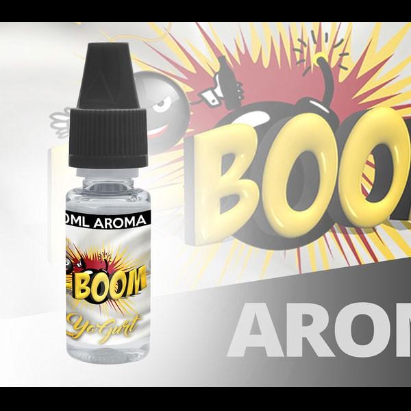 K-Yo Gurt Aroma von K-Boom ♥ Sahniger Joghurt ✔ 4-7% Dosierung ✔ 2-7 Tage Reifezeit ✔ Auch in all unseren Shops ✔
