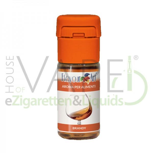 Brandy von FlavourArt ♥ Weich und süß ✔ Schneller Versand ✔ 2-6% Dosierung bei 3-5 Tag Reifezeit ✔