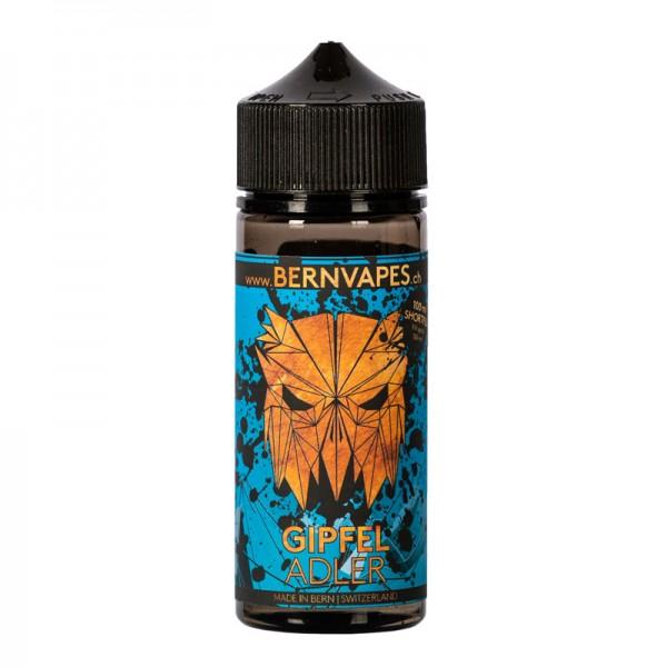 Gipfeladler Liquid von Bernvapes Bergtiere ♥ Zitronengras, Gingerale ✔ 100ml mit 70VG/30PG ✔