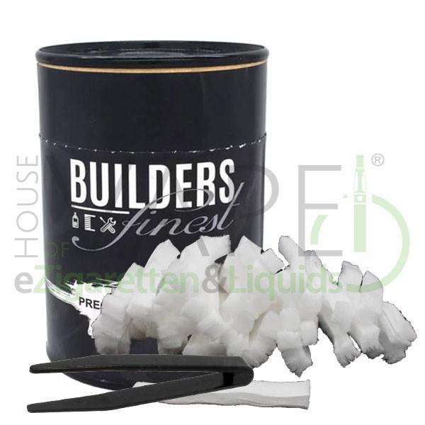 Precious Gentle Cuts Watte von Builders Finest ♥ Geschmacksecht ✔ Saugfähig ✔ Fertige Wattestreifen für 2,5-3mm Innendurchmesser ✔ Auch in unseren Shops ✔