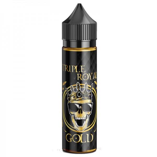 Triple Royal Aroma Gold ♥ Tabak mit Bourbon Whiskey ✔ Auch in unseren Shops ✔ Schneller Versand ✔ Einfache Dosierung ✔