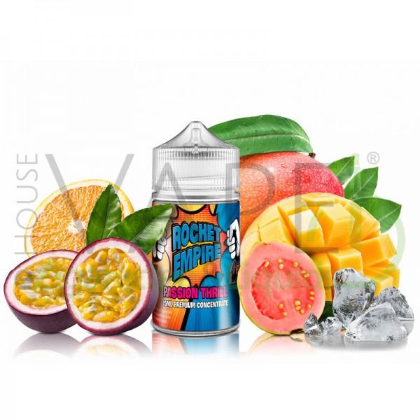 Passion Thrill von Rocket Empire  ♥ Tropische Früchte & Koolada ✔ Auch in unseren Shops ✔