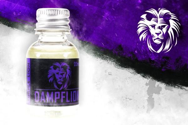 Dampflion Purple Lion Aroma ♥ Erdbeere, Käsekuchen ✔ 10-12% ✔ 20ml ✔