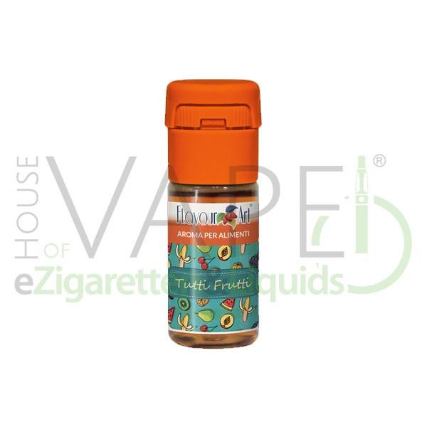 Tutti Frutti von FlavourArt ♥ Diverse Früchte ✔ Schneller Versand ✔ 2-6% Dosierung bei 2-7 Tag Reifezeit ✔ Ab 50€ Versandkostenfrei ✔