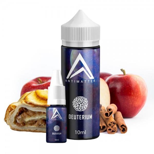 Deuterium Aroma von Antimatter ♥ Apfelstrudel mit Zimt ✔ Schneller Versand ✔ Einfache Dosierung ✔