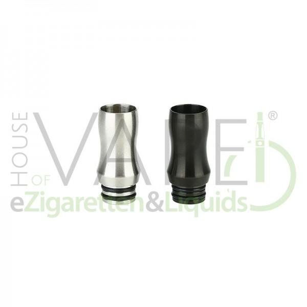 VapeOnly 510 DripTip (Mundstück) Z1 ♥ 510er Anschluß ✔ 2 O-Ringe für festen Halt ✔ Auch in unseren Shops verfügbar ✔