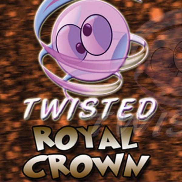 Royal Crown Aroma von Twisted Vaping ♥ Vanille, Mandel, Zucker, Kokosnuss ✔ 8-13% Dosierung ✔ Auch in unseren Shops ✔