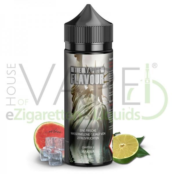 The Vaping Flavour Aroma Makiwa ♥ Wassermelone, Zitrusfrüchte ✔ Longfill✔ 10ml ✔ Chapter 3 ✔
