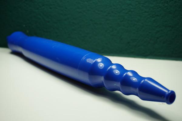 Ice Bazooka Big Kühl-Mundstück  l Stylishes Mundstück für kühleren Rauch | Rundes Design | Einfacher Gebrauch | Schneller Versand