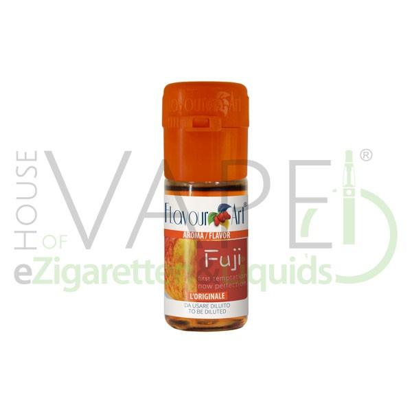 Fuji Apfel von FlavourArt ♥ Fruchtig-süß und reif ✔ Schneller Versand ✔ 2-6% Dosierung bei 2-7 Tag Reifezeit ✔ Ab 50€ Versandkostenfrei ✔
