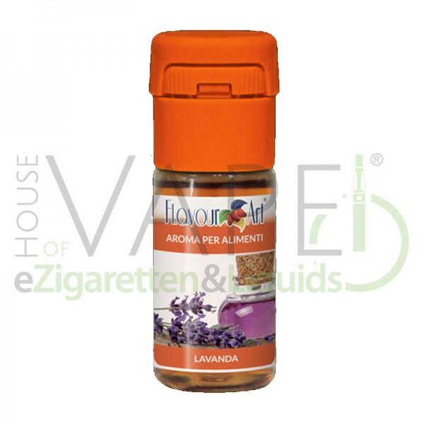 Lavendel von FlavourArt ♥ Blumig intensiv ✔ Schneller Versand ✔ 2-5% Dosierung bei 3-5 Tag Reifezeit ✔