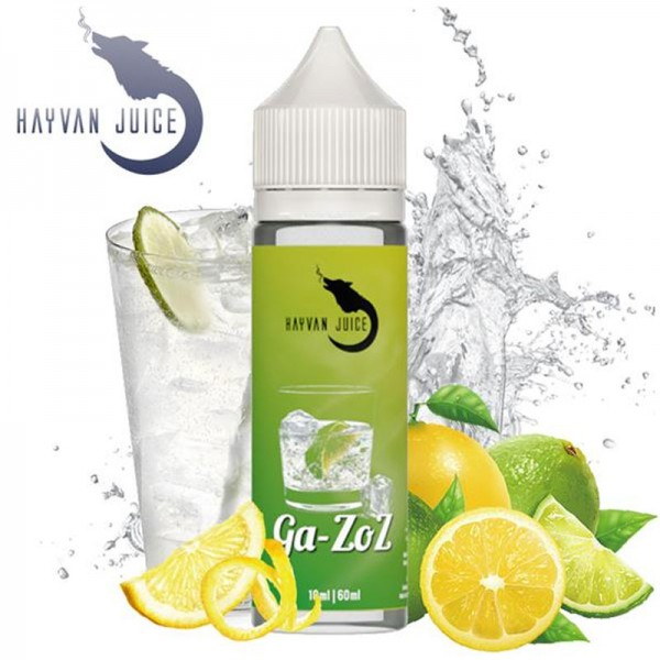 Gazoz Aroma von Hayvan Juice