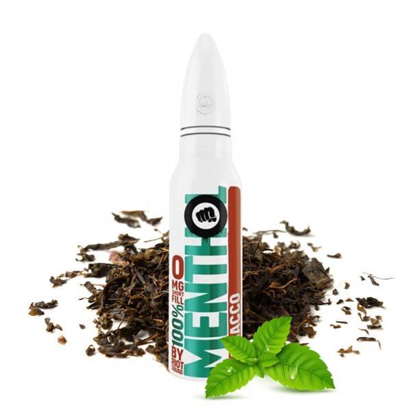 Riot Squad 100% Menthol Tobacco Shortfill Liquid