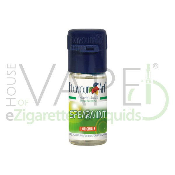 FlavourArt Liquid White Winter Spearmint