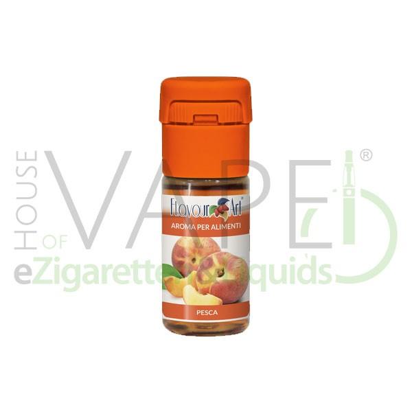 Pfirsich von FlavourArt ♥ Fruchtig-süß und reif ✔ Schneller Versand ✔ 2-6% Dosierung bei 2-7 Tag Reifezeit ✔ Ab 50€ Versandkostenfrei ✔