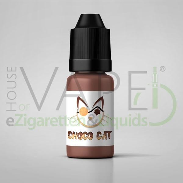 Choco Cat Aroma von Copy Cat zum Selbermischen von Liquids für eZigaretten