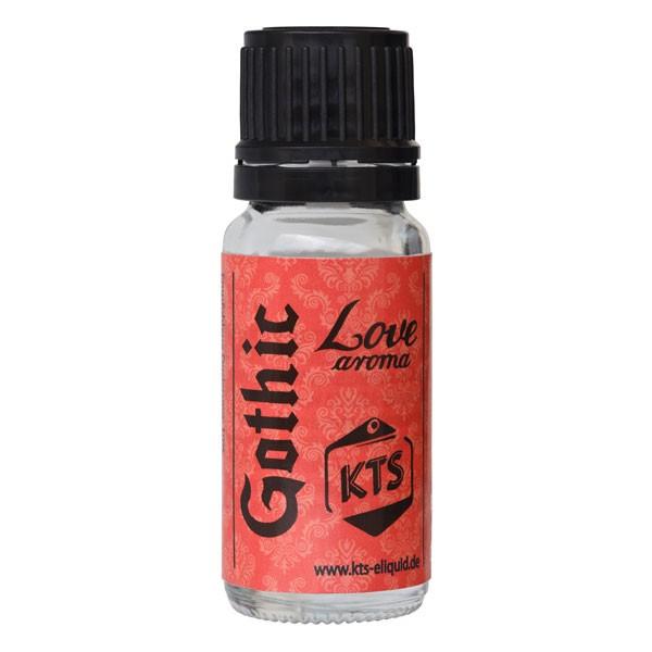 Love Aroma von Gothic ♥ Cremige Zitrone ✔ 10% Dosierung ✔ Wir empfehlen 4-5 Tage Reifezeit ✔ Schneller Versand ✔ Ab 50€ versandkostenfrei