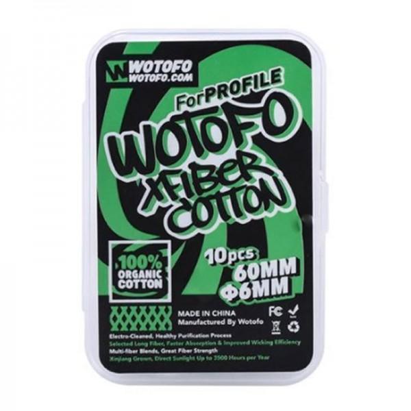 Wotofo XFiber Cotton Wattesticks
